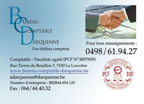 contact bureau Darquenne